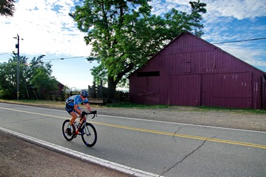 Fall River Century Ride